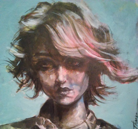 Girl 1-email for price