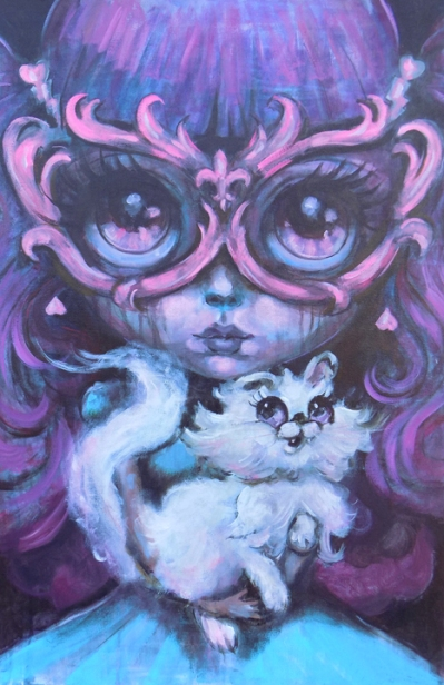 Pinky Dollface & Fluffy McTickles-email for price